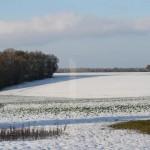 Vues exceptionnelles dans les 4 saisons. Voici Les Raffoux en hiver.
